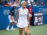 Цинциннати (WTA). Кузнецова ушла с матчбола и выиграла стартовую игру