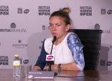 """Симона Халеп: """"Возвращение Шараповой не придает мне дополнительной мотивации"""""""