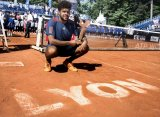 Лион (ATP). Тсонга победил Бердыха и завоевал первый грунтовый титул в карьере
