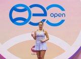 Бенчич выиграла второй турнир кряду и обеспечила себе возвращение в Топ-100