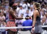 US Open. Стивенс одолела Севастову, Винус сломила сопротивление Квитовой