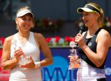 Веснина и Макарова в мае могут возглавить парный рейтинг WTA