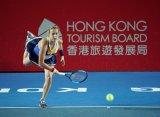 Павлюченкова пробилась в полуфинал турнира в Гонконге