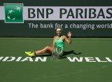Веснина стала лучшей теннисисткой марта, согласно WTA