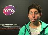 Карла Суарес-Наварро выиграла 400-й матч в карьере