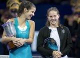 Юлия Гергес и Дарья Касаткина возглавят посев на грунтовом турнире в Москве