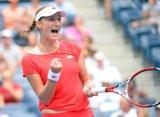 Макарова выиграла у Свитолиной и вышла в четвёртый круг US Open