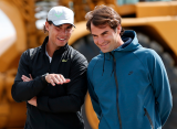 """Рафаэль Надаль: """"В последнее время Федерер играл лучше меня"""""""
