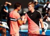 Australian Open. Димитров проиграл Эдмунду и не смог защитить очки за прошлогодний полуфинал