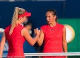 Торонто (WTA). Веснина, Павлюченкова и Макарова стартовали с побед, Касаткина уступила Свитолиной