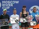 Потапова и Звонарева выиграли титул на парном турнире в Москве