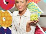 Шарапова открыла третий магазин бренда Sugarpova в Нью-Йорке