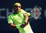 Багдатис выиграл первый матч на турнире в Санкт-Петербурге