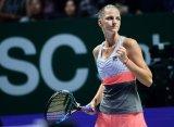 Каролина Плишкова разгромила Винус Уильямс в первом матче Итогового турнира WTA