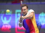 Гулбис с победы стартовал в квалификации турнира в Санкт-Петербурге