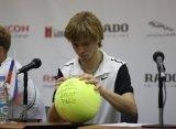 Андрей Рублёв проиграл в квалификации турнира в Делрей-Бич