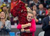 """Халеп станет первой ракеткой мира по итогам """"Премьера"""" в Пекине"""