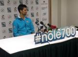 Новак Джокович одержал 700-ю победу в карьере