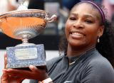 Серена Уильямс стала чемпионкой турнира в Риме
