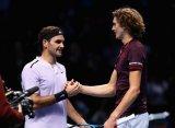 Итоговый чемпионат ATP. Федерер впервые обыграл Зверева на харде