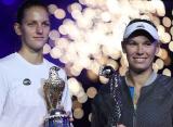 Плишкова выиграла турнир в Дохе, завоевав второй титул в сезоне