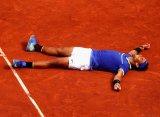 Надаль не проиграл ни сета и выиграл 10-й титул Roland Garros