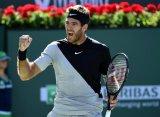"""Индиан-Уэллс (ATP). Дель Потро одолел Федерера и взял первый титул """"Мастерса"""" в карьере"""