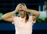 Касаткина проиграла Свитолиной в финале турнира в Дубае