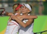 Макарова и Веснина впервые в карьере вышли в финал Олимпиады