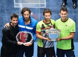 Ройер и Текэу стали чемпионами US Open в парном разряде