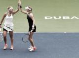 Веснина и Макарова выиграли первый совместный титул в сезоне
