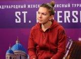 """Симона Халеп: """"Рада, что Петербург претендует на проведение Итогового турнира WTA"""""""