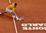Новак Джокович сенсационно вылетел во втором круге Мастерса в Монте-Карло