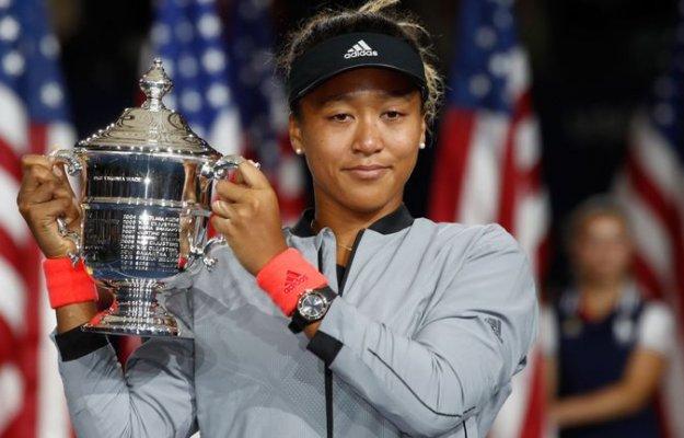 Наоми Осака в скандальном финале US Open обыграла Серену