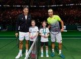 Роттердам (ATP). Рублев и Федерер стартовали с побед, Зверев завершил выступление