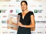 Мугуруса признана лучшей теннисисткой 2017 года по версии WTA