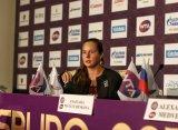 """Дарья Касаткина: """"Надеюсь, что работа с новым тренером даст свои плоды уже в Петербурге"""""""