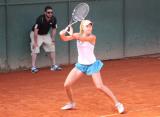 Олеся Первушина выиграла третий ITF в карьере