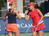 Макарова и Веснина первенствовали на турнире в Торонто в парном разряде