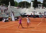 Веснина и Макарова вышли в парный финал турнира в Риме