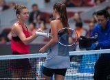 Касаткина проиграла Халеп в четвертьфинале турнира в Пекине