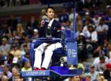 """Ева Асдераки о том, каково это впервые в истории судить мужской финал """"Большого шлема"""""""