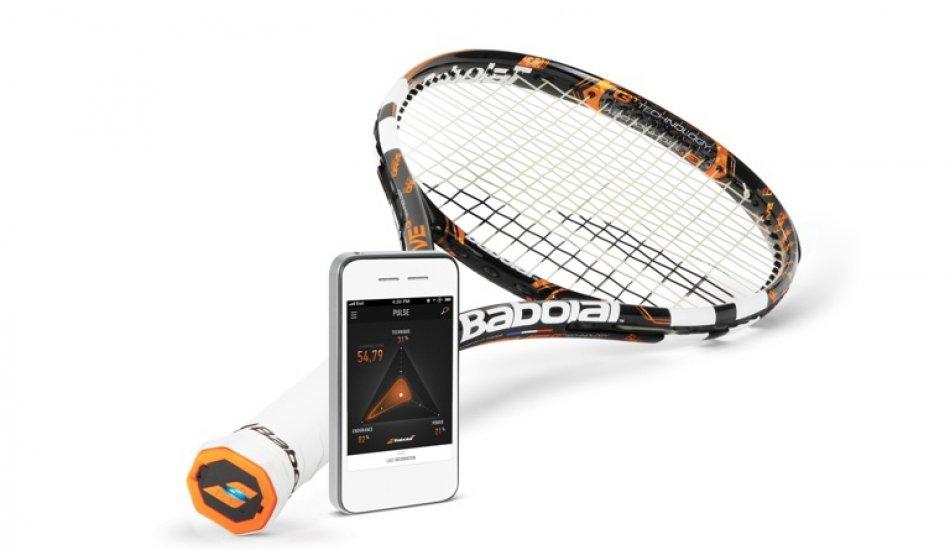 Компания Babolat создала революционную теннисную ракетку PLAY