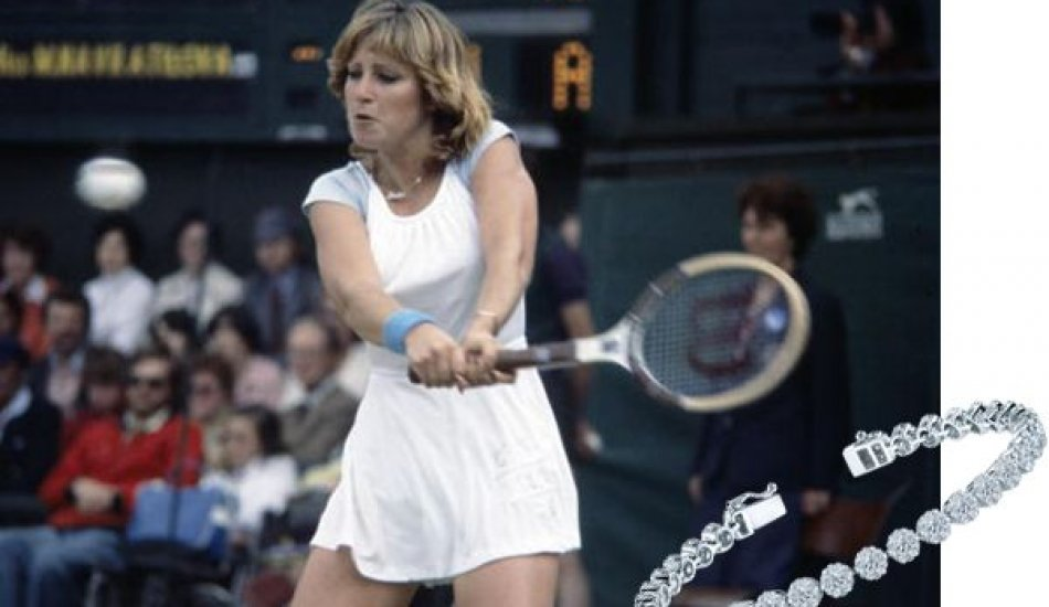 Теннисный браслет – украшение, ставшее легендой