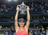 Кербер выиграла второй хардовый мэйджор в сезоне – US Open