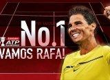 Рейтинг ATP. Надаль стал первой ракеткой мира, Димитров вернулся в Топ-10