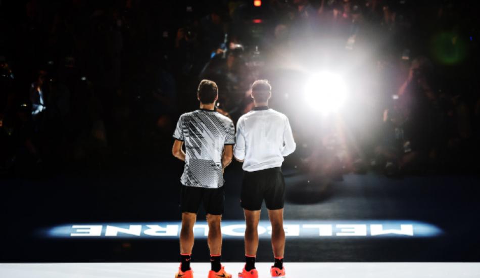 Пять лучших поединков, которые Федерер и Надаль подарили миру
