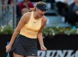 Рим (WTA). Шарапова пробилась в четвертьфинал, Касаткина выбыла