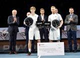 Рублёв и Турсунов выиграли Кубок Кремля в парном разряде