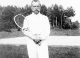 Николай II основоположник тенниса в России